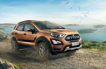 Ford lanza la EcoSport Storm en Argentina