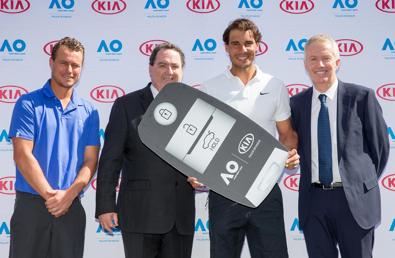 Kia Australian Open 2019 - Rafa Nadal