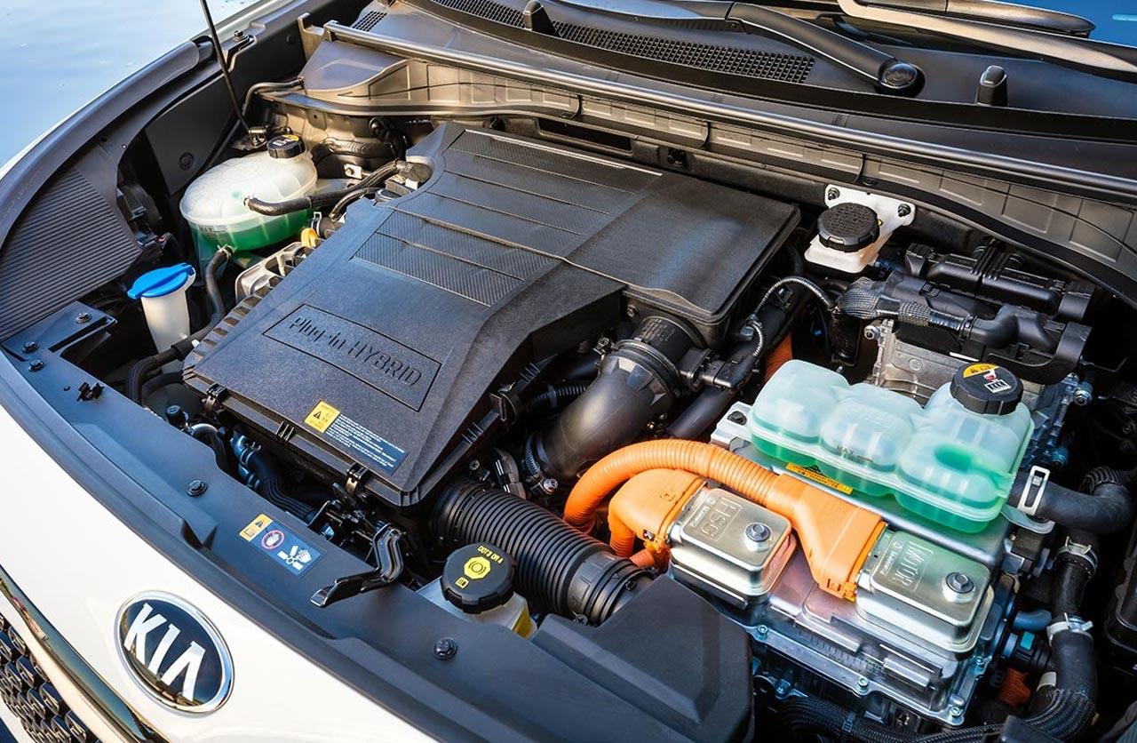 Motor Kia Niro híbrido