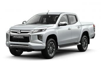 Mitsubishi actualizó la L200