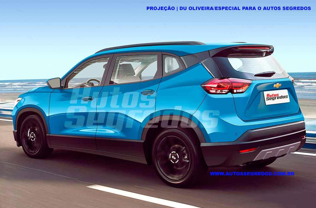 Chevrolet Tracker 2020 - 2021