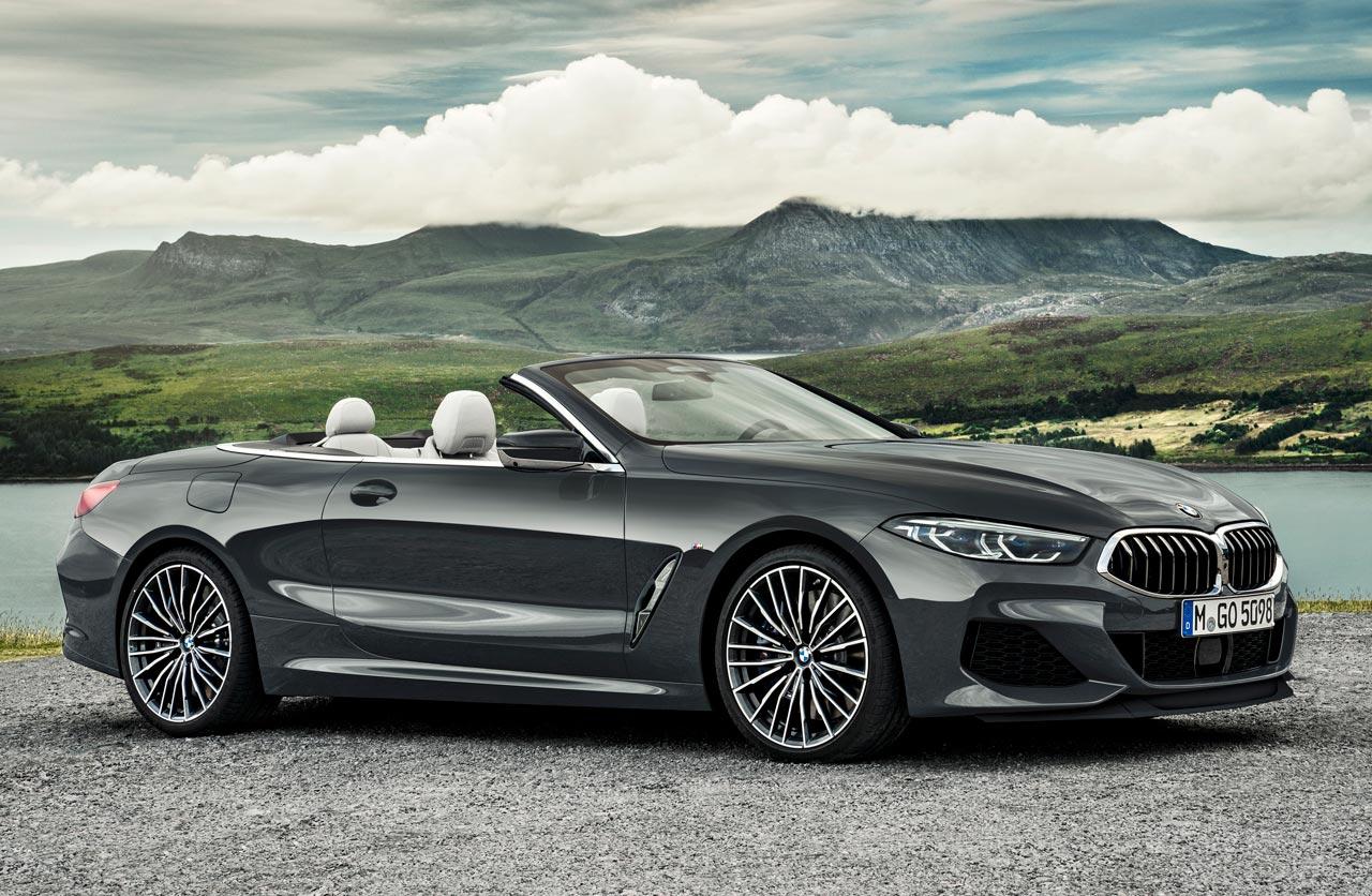 BMW Serie 8 Cabrio: lujo y potencia a cielo abierto