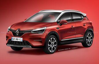 Renault Captur: se viene el segundo capítulo