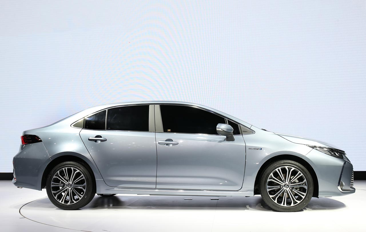 Toyota Corolla 2020 China