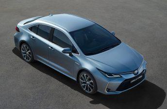 Nuevo Toyota Corolla: para 2019 y con opción híbrida