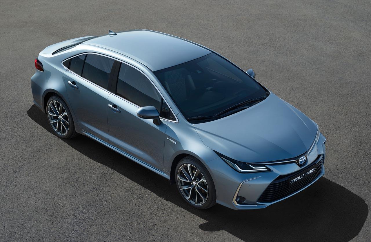 Toyota Corolla 2020 Europa