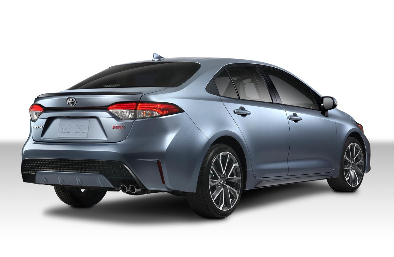Toyota Corolla 2020 EE.UU.