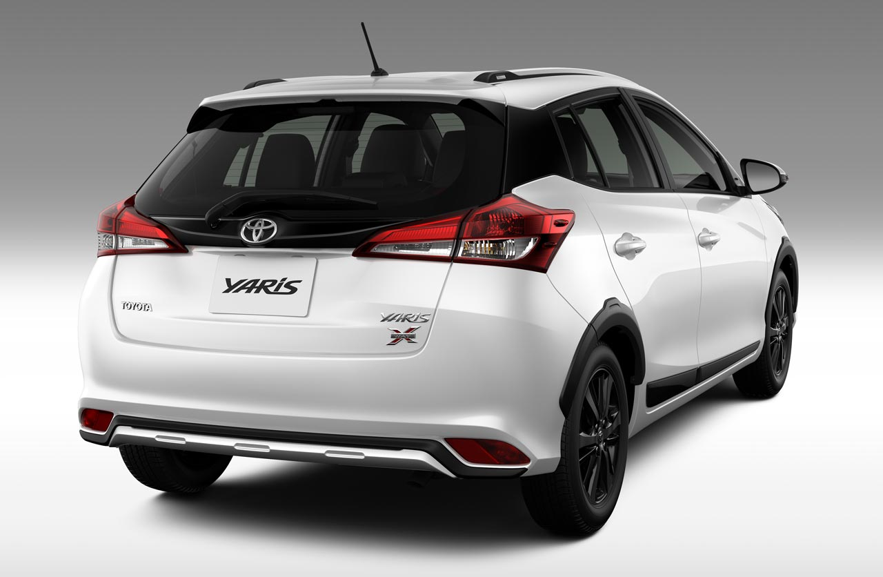 Toyota Yaris X-Way