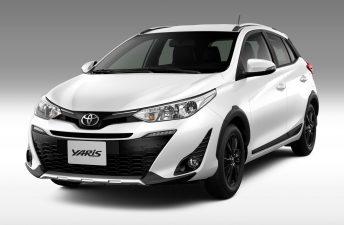Toyota ya vende el Yaris X-Way en Brasil