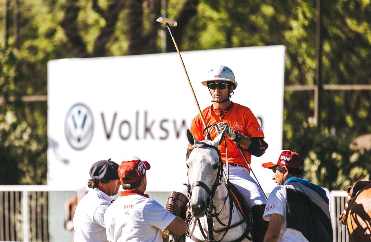 Volkswagen reafirma su alianza con el mejor Polo del mundo