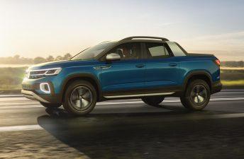 Tarok, la futura pick up de Volkswagen podría ser argentina