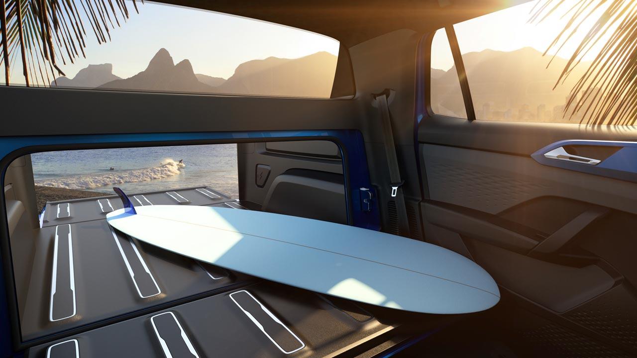 Carga Volkswagen Tarok Concept