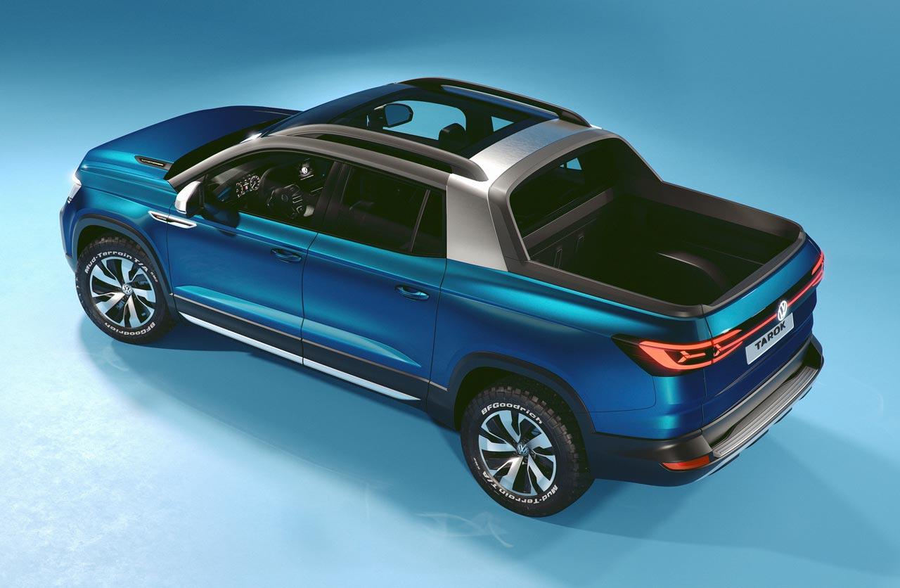 Volkswagen Tarok Concept