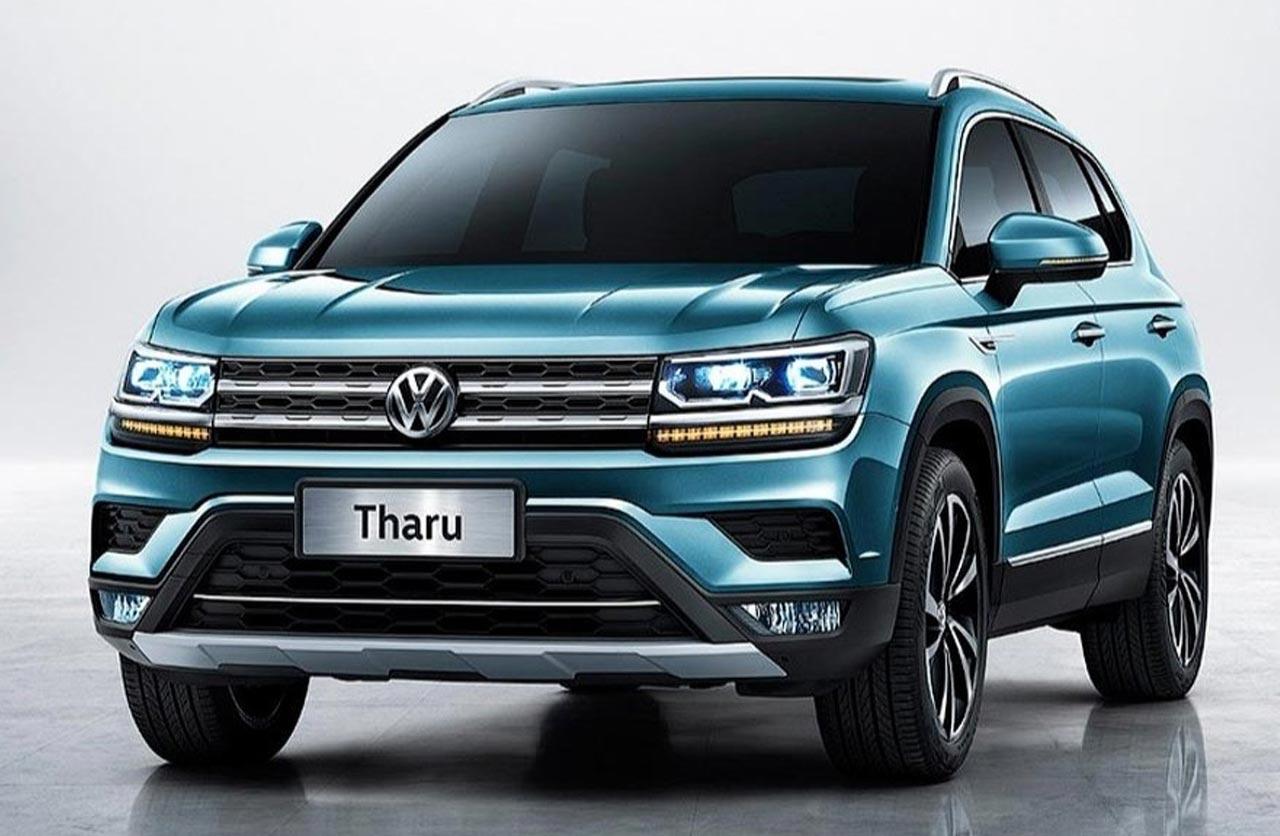 Volkswagen Tharu - Tarek