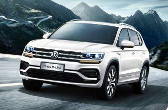 El futuro SUV argentino de Volkswagen, presentado en China