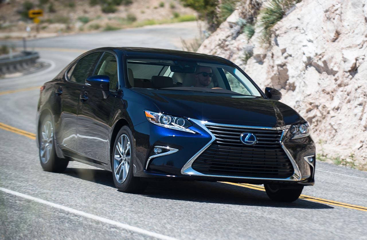 Lexus ES híbrido