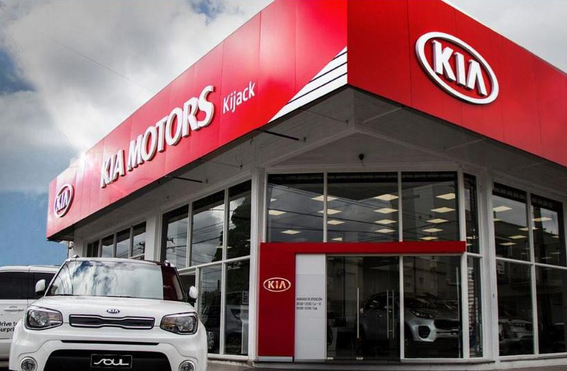 Kia, con nuevos concesionarios en Argentina