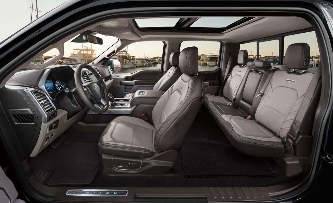 Interior Ford F-150