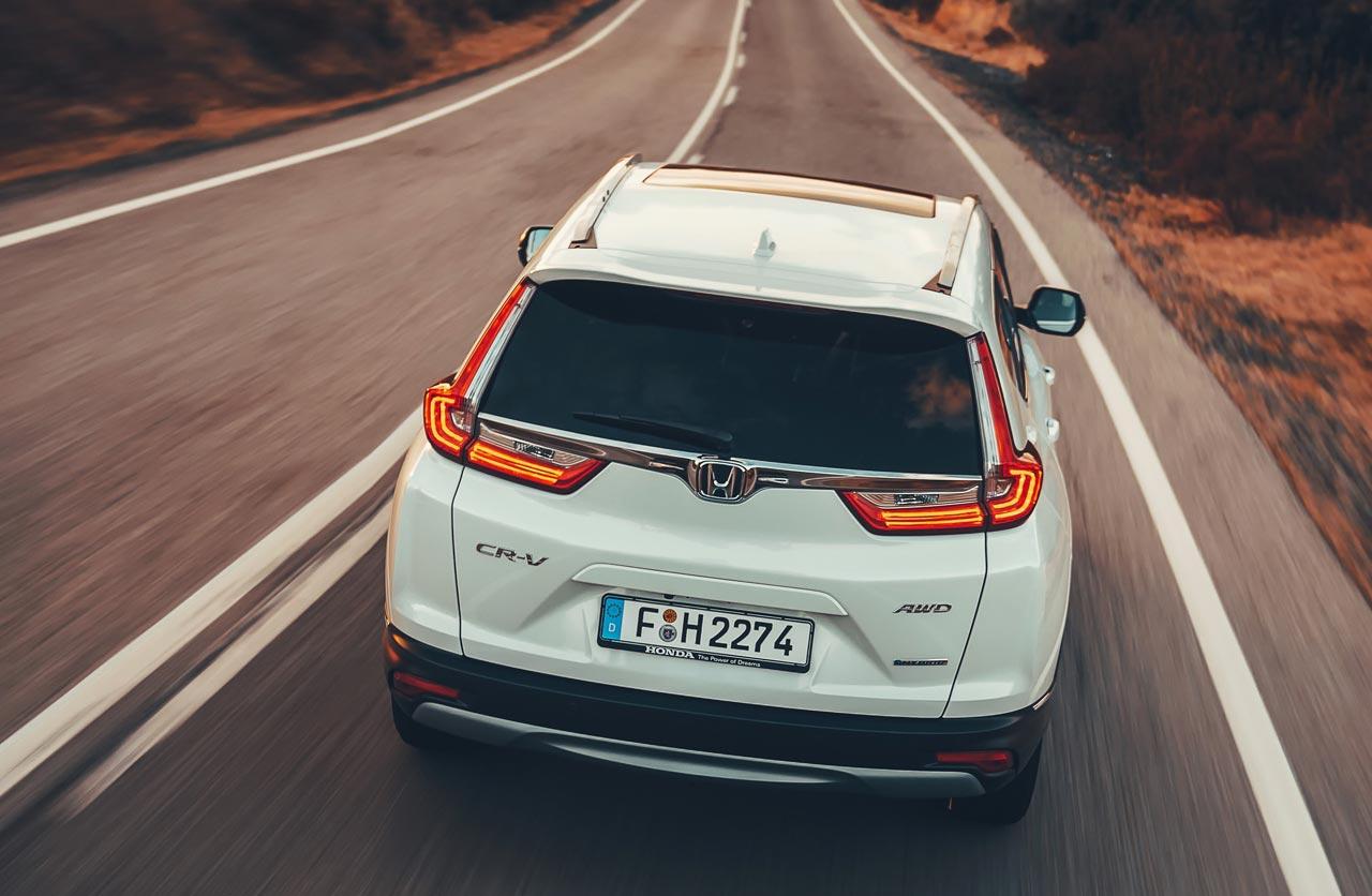 Nueva Honda CR-V Híbrida