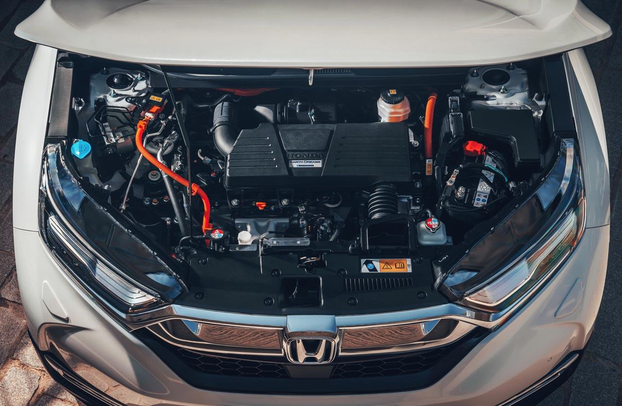 Motor Honda CR-V Híbrida