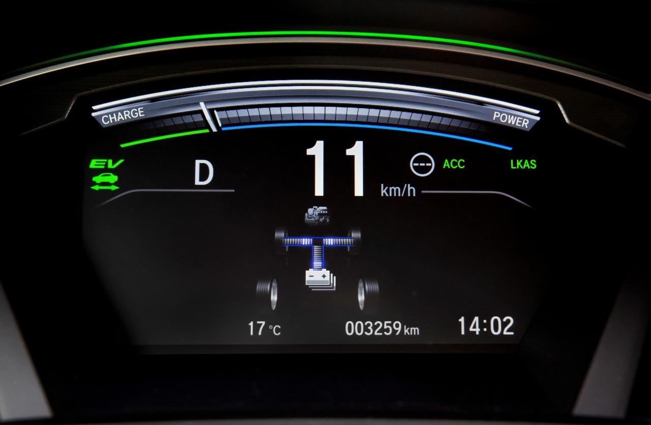 Honda CR-V Híbrida