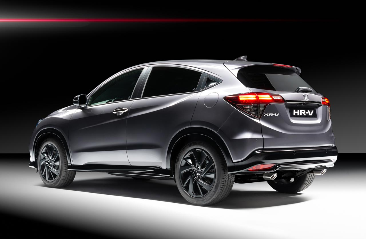 Honda HR-V Sport turbo