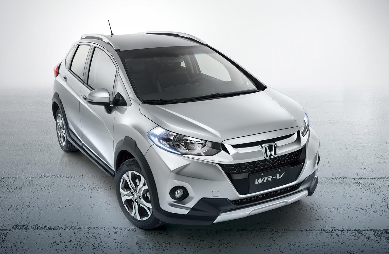 La Honda WR-V llegó al mercado argentino