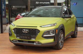Así es el Hyundai Kona, el nuevo SUV que llega en enero