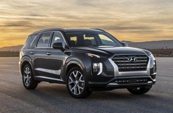 Palisade, el nuevo SUV insignia de Hyundai