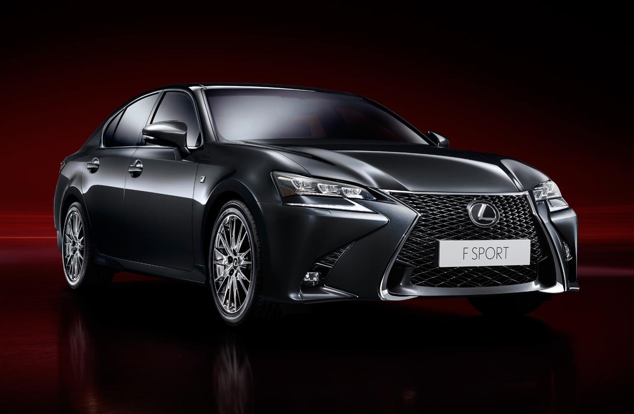 Lexus GS, a la venta en Argentina