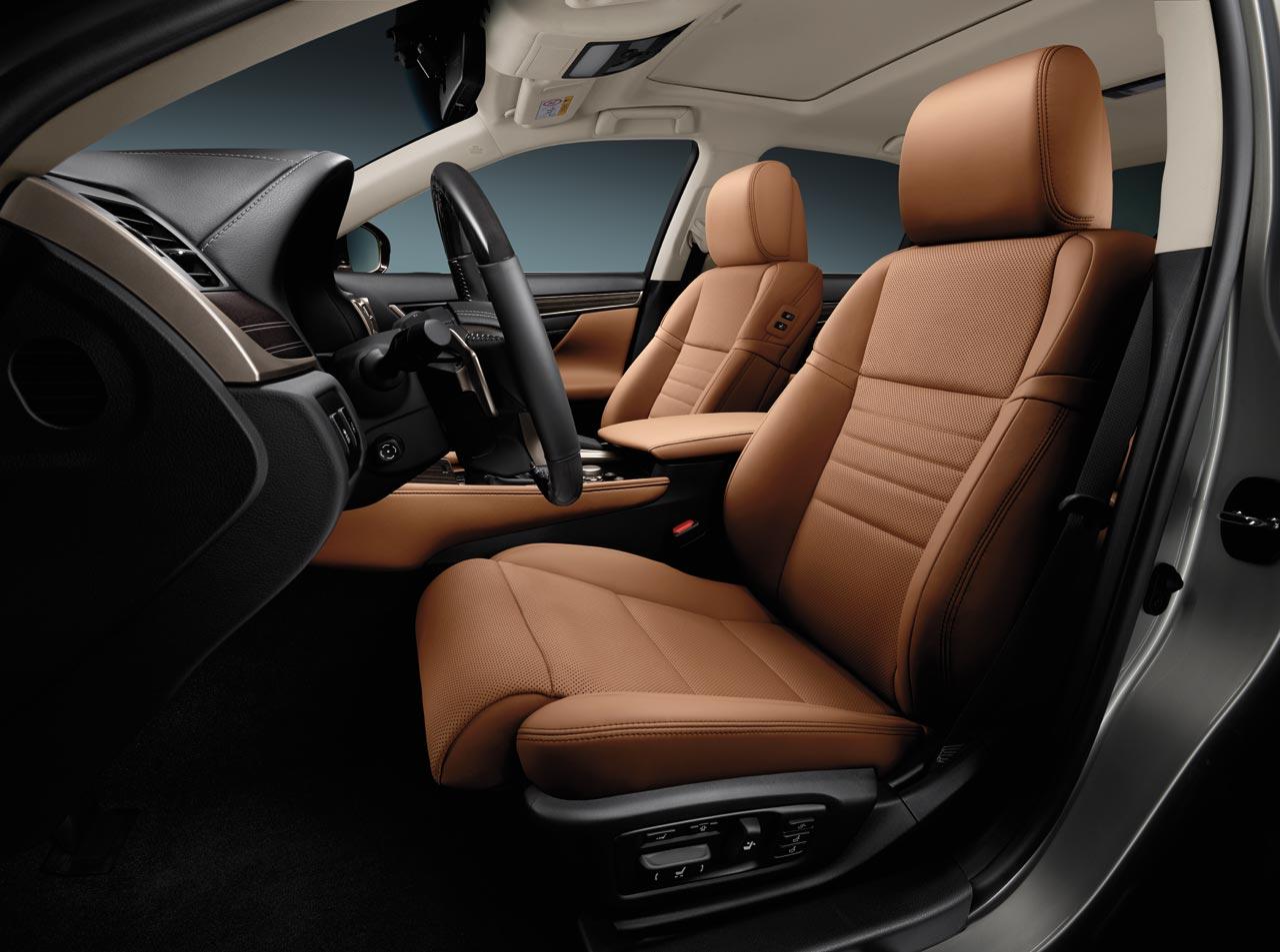 Interior Lexus GS