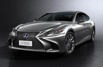 Lexus lanzó el LS en el mercado argentino