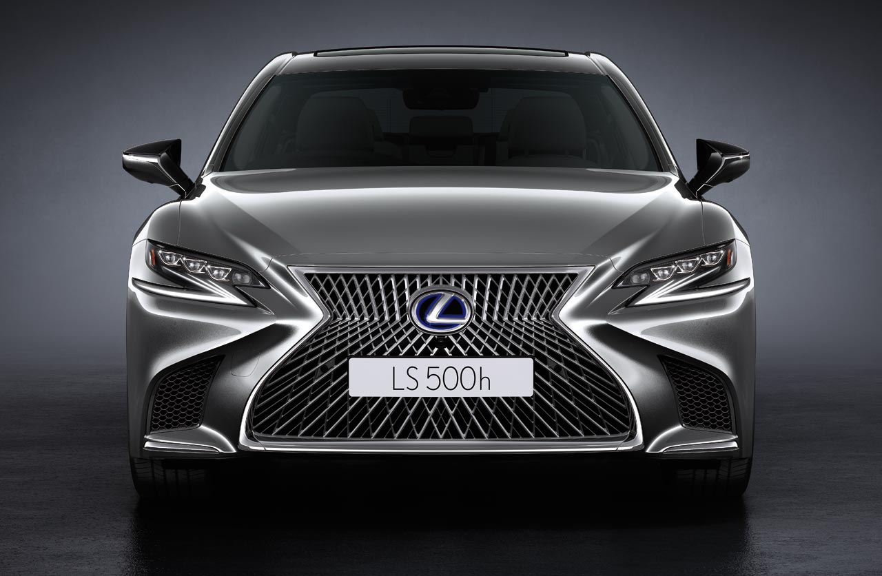 Lexus LS 500h Executive