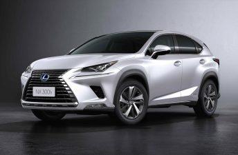 Lexus y NX, debut en Argentina