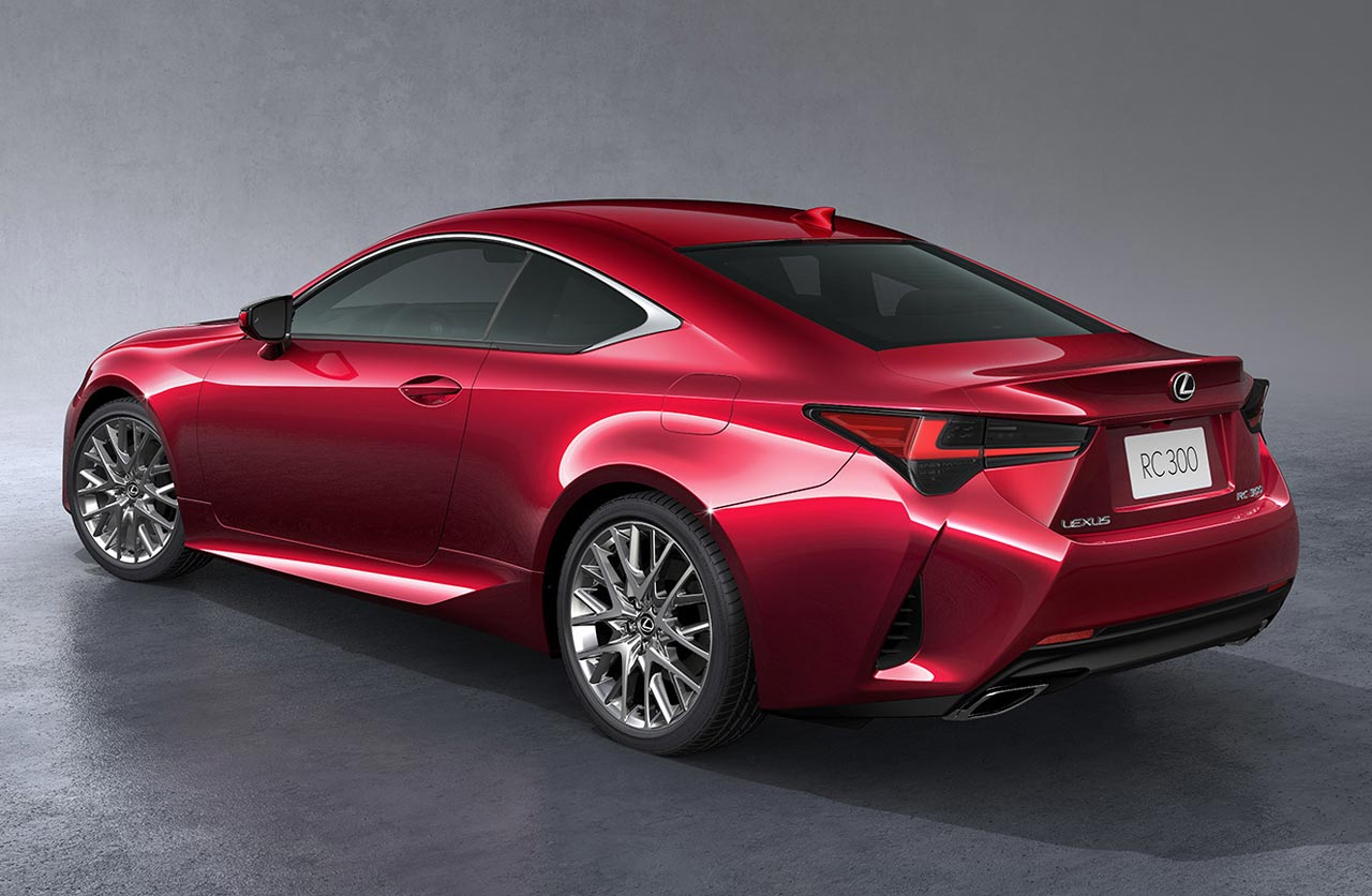 Los Lexus que llegarán en 2019 - Mega Autos