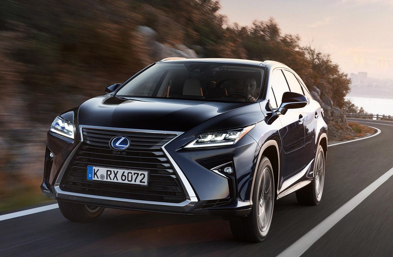 Los Lexus que llegarán en 2019