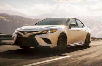 Con ustedes, el Toyota Camry más deportivo