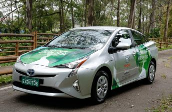 Toyota tendrá su primer híbrido brasileño