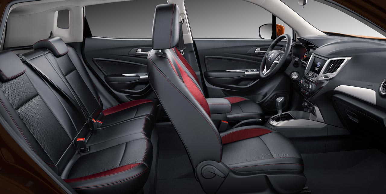 Interior Changan CS15