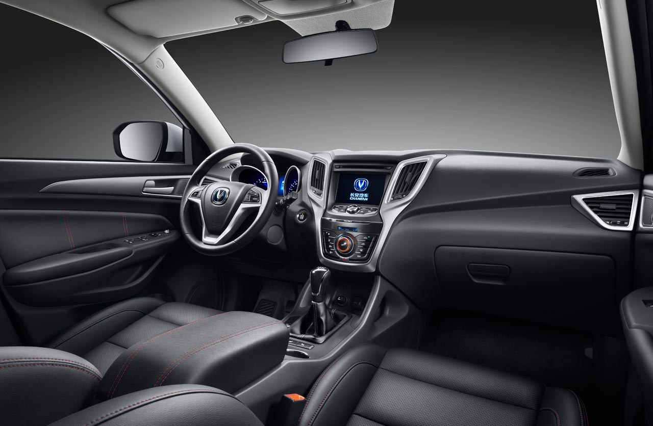 Interior Changan CS75