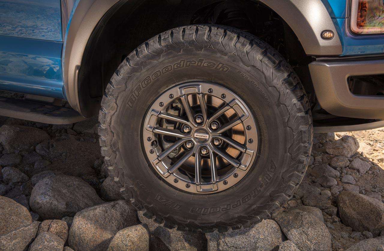 Neumáticos Ford F-150 Raptor