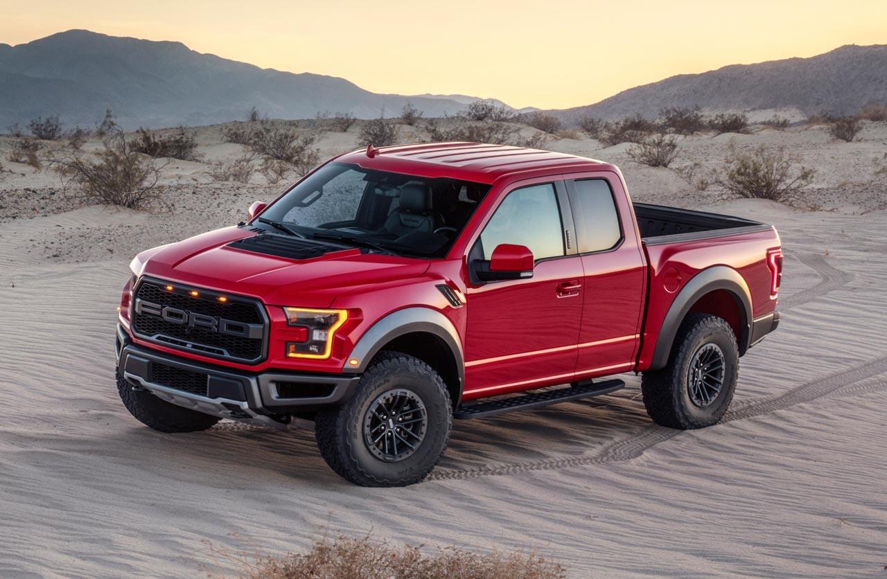 Cómo son las Ford F-150 y F-150 Raptor que llegarán a Argentina - Mega Autos