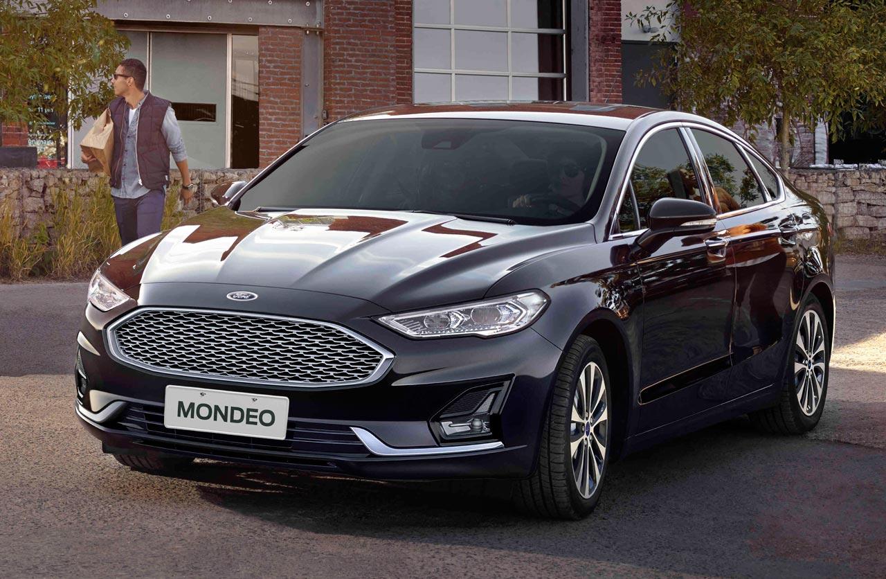 Nuevo Ford Mondeo 2019