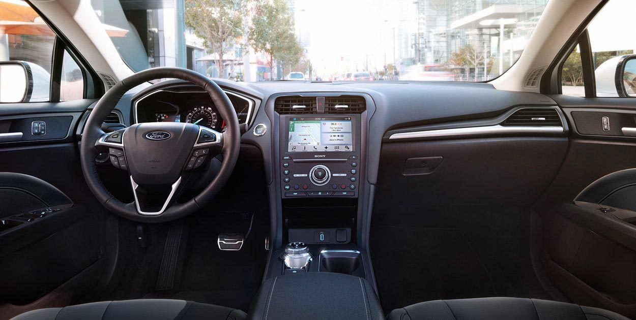 Interior Ford Mondeo 2019