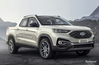 Ford prepara una nueva pick up