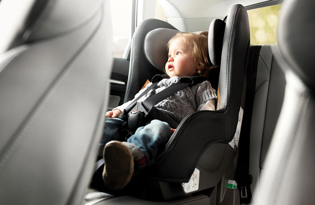 Sillas infantiles auto