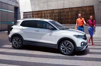 Cómo es el Volkswagen T-Cross First Edition