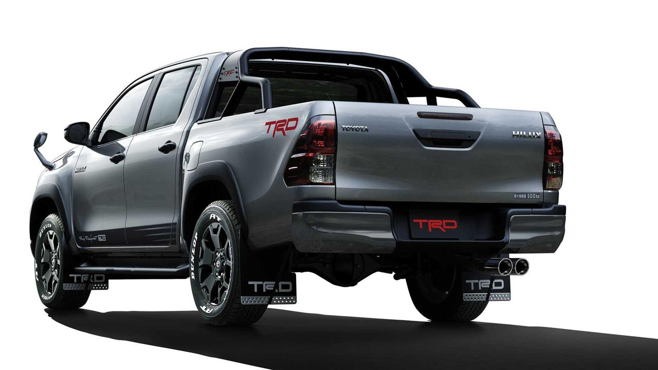 Toyota Hilux Z Black Rally Edition