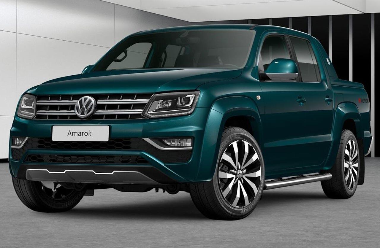 Volkswagen Amarok 258 CV
