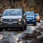 La historia de la Volkswagen Amarok